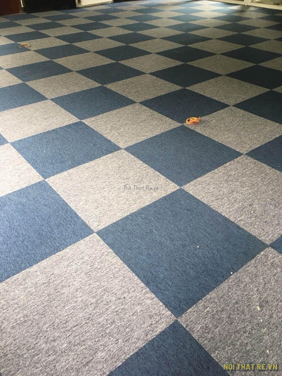 Thảm trải sàn QBA đế cao su